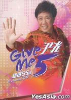 Give Me 5  New + Best Selections (3CD + Bonus VCD)