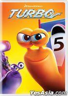 Turbo (2013) (DVD) (2018 Reprint) (US Version)