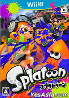 Splatoon (Wii U) (日本版)