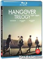 The Hangover Trilogy (Blu-ray) (3-Disc) (Korea Version)