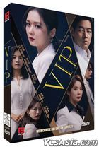 VIP (2019) (DVD) (Ep.1-16) (End) (Multi-audio) (English Subtitled) (SBS TV Drama) (Singapore Version)
