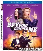 The Spy Who Dumped Me (2018) (Blu-ray + DVD + Digital) (US Version)