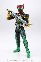 MG FIGURERISE : Masked Rider 000 Tatoba 1:8 Action Figure