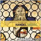 Handel: Dixit Dominus, Zadok the Priest, The ways of Zion do mourn (2CD) (EU Version)