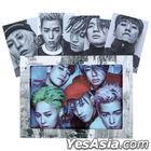 BIGBANG10 THE CONCERT: 0.TO.10 Official Goods - Postcard Set