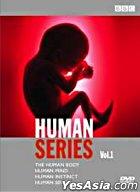 Human Series (DVD) (Vol.1) (Hong Kong Version)