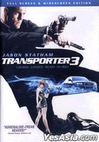 The Transporter 3 (Full Screen/ Widescreen Edition) (US Version)