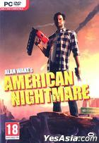 Alan Wake's American Nightmare (English Version) (DVD Version)