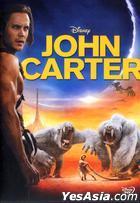 John Carter (2012) (DVD) (Hong Kong Version)