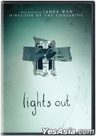 Lights Out (2016) (DVD) (US Version)