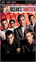 Ocean's Thirteen (UMD) (Japan Version)