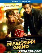 Mississippi Grind (2015) (Blu-ray + Digital) (US Versino)