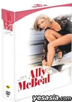Ally McBeal Season 5 Boxest (Korean Version)