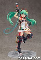 Hatsune Miku GT Project : Racing Miku 2020Ver. 1:8 Pre-painted PVC Figure (Limited)