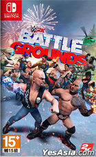 WWE Battlegrounds (Asian Chinese / English Version)