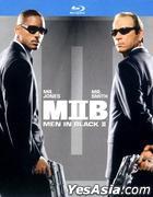 Men in Black II (2002) (Blu-ray) (Hong Kong Version)