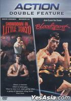 Showdown in Little Tokyo/Bloodsport (DVD) (US Version)