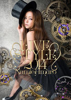 namie amuro LIVE STYLE 2014 [BLU-RAY] (Deluxe Edition)(Japan Version)