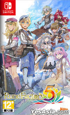 Rune Factory 5 (Asian Chinese Version)