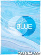 B.A.P Single Album Vol. 7 - BLUE (A Version)