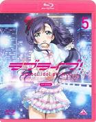 Love Live! 2nd Season 5 (Blu-ray) (Normal Edition) (English Subtitled) (Japan Version)