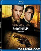 Goodfellas (1990) (Blu-ray) (2-Disc Remastered Edition) (Hong Kong Version)