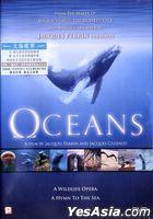 Oceans (2009) (DVD) (Hong Kong Version)