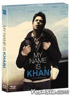 My Name is Khan (Blu-ray) (Full Slip Case) (Limited Edition) (Korea Version)