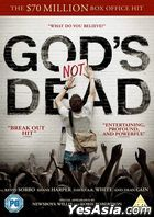 God's Not Dead (2014) (DVD) (The $70 Million Box Office Hit) (US Version)