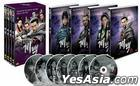 Gye Baek Vol. 2 of 2 (DVD) (7-Disc) (English Subtitled) (End) (MBC TV Drama) (First Press Limited Edition) (Korea Version)
