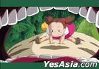 Motion Puzzle : My Neighbor Totoro Iki ga Kaze Mitai! (Jigsaw Puzzle 117 Pieces)
