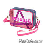 ayumi hamasaki - TROUBLE TOUR 2020 A - Saigo no Trouble - Clear Shoulder Bag