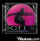 EXO: KAI Mini Album Vol. 1 - KAI (Jewel Case Version) (C Version) + 2 Posters in Tube