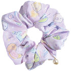 San-X Sumikko Gurashi Scrunchie (Purple)