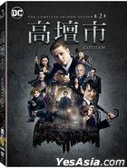 Gotham (DVD) (Ep. 1-22) (The Complete Second Season) (Taiwan Version)