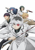 Tokyo Ghoul:re Blu-ray Box (Japan Version)