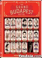 The Grand Budapest Hotel (2014) (DVD) (Hong Kong Version)