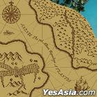 SHINee Vol. 7 Repackage - Atlantis (Adventure + Ocean Version) + 2 Posters in Tube (Adventure + Ocean Version)