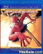 Spider-Man (2002) (Blu-ray) (Mastered in 4K) (Hong Kong Version)