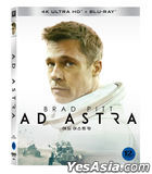 Ad Astra (4K Ultra HD + 2D Blu-ray) (Slip Case Limited Edition) (Korea Version)