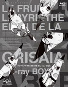 The Grisaia Trilogy BLU-RAY BOX (Japan Version)