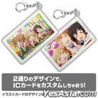 The Idolm@ster Cinderella Girls : Decoration Silicon Pass Case