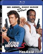 Lethal Weapon 3 (Blu-ray) (Hong Kong Version)