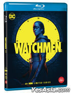 Watchmen (Blu-ray) (3-Disc) (HBO TV Series) (Korea Version)