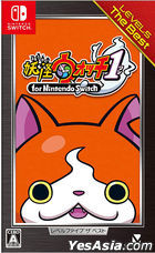 Yo-kai Watch 1 for Nintendo Switch (Bargain Edition) (Japan Version)