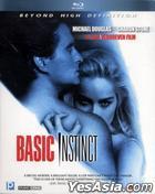Basic Instinct (Blu-ray) (Hong Kong Version)