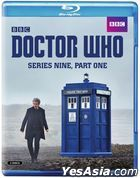 Doctor Who (Blu-ray) (Series Nine: Part One) (BBC TV Drama) (US Version)