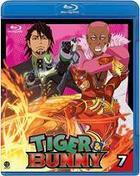 Tiger & Bunny (Blu-ray) (Vol.7) (Normal Edition) (English Subtitled) (Japan Version)