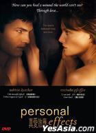 Personal Effects (VCD) (Hong Kong Version)