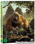 The Jungle Book (3D Blu-ray) (Korea Version)